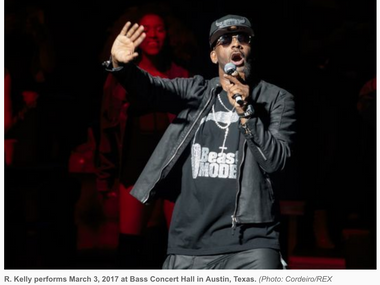 Detroit Free Press: Activists to protest R. Kelly concert at Little Caesars Arena