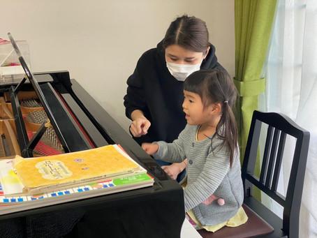 ピアノ導入リトミック2020.11.9