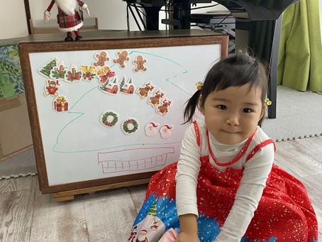 錦ヶ丘、自宅教室2020.12.16、17