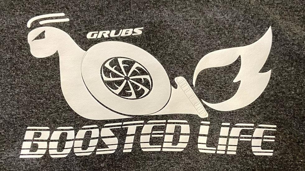 GRUBS BOOSTED LIFE BIGMAN shirt