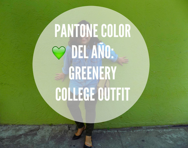 Greenery Outfit 💚