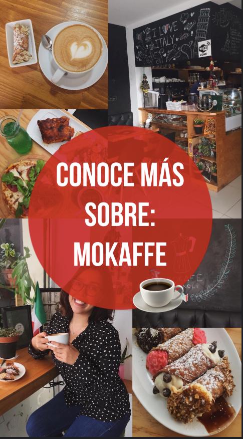 Mokaffe, un lugar con corazón ❤️🇮🇪☕️