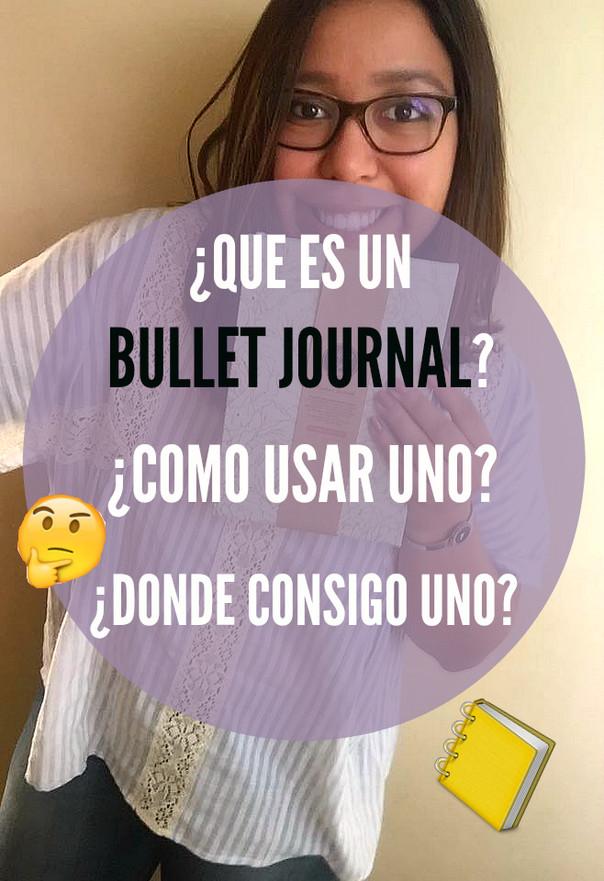 ¿Que es un Bullet Journal? 😮📒
