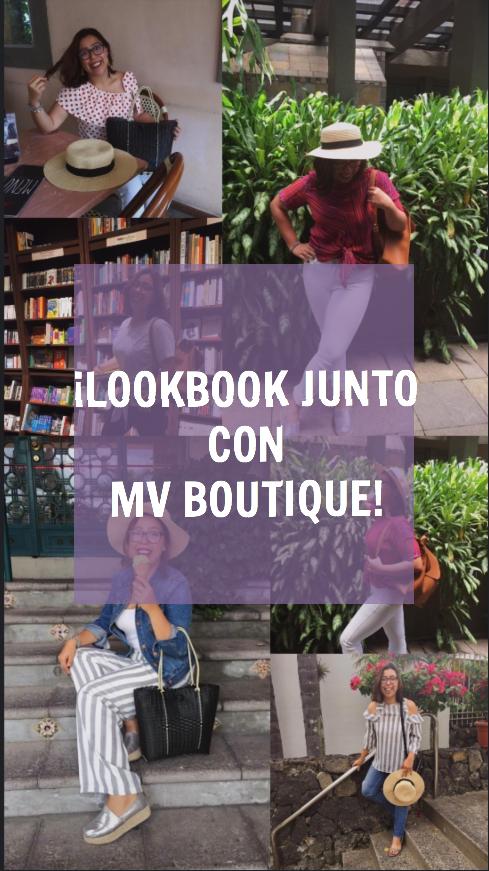 ¡Lookbook! Junto con MV Boutique ✨