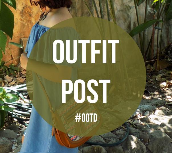#OOTD Blue Dress ✨