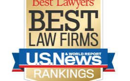 Sweeny, Wingate & Barrow Ranked Tier 1 In Two Practice Areas By U.S. News
