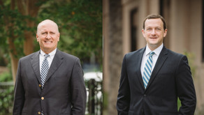 "Barrow and Myers Honored as 2019 ""Legal Elite"" by Columbia Business Monthly"