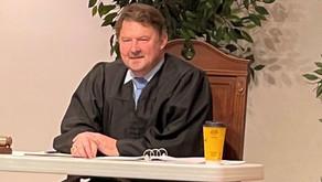 Martin Driggers Participates in the 2021 Classical Conversations Homeschool Mock Trial Event