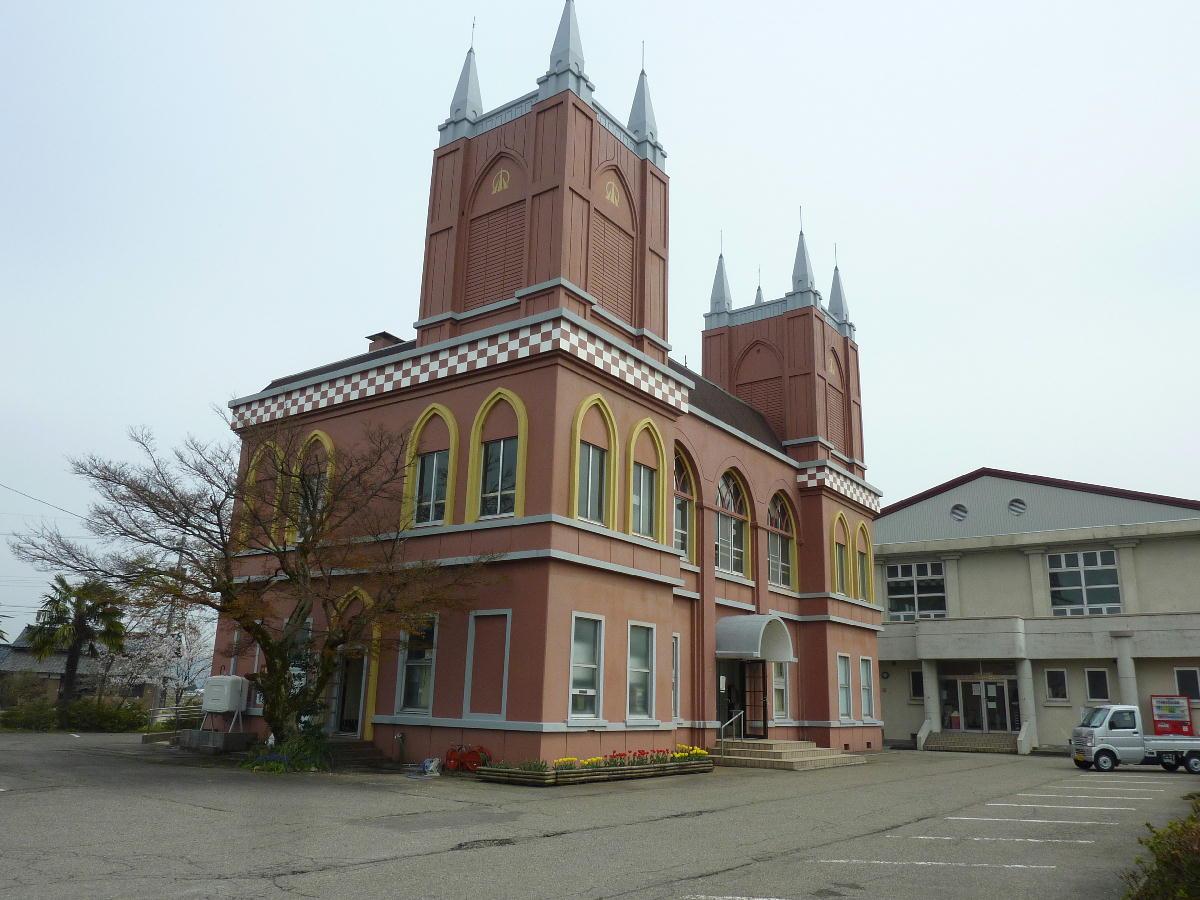 薮波公民館