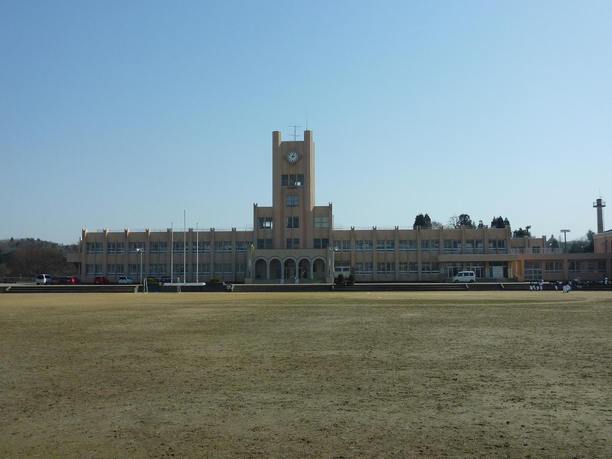 蟹谷小学校