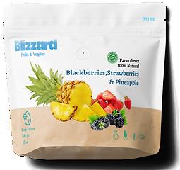 blizzard fruits iqf fruti medley