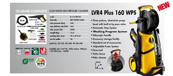 LAVOR - LVR4 Plus 160 WPS