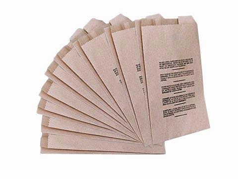 LAVOR - Accessori aspirapolveri e aspiraliquidi - Set 10 filtri in carta