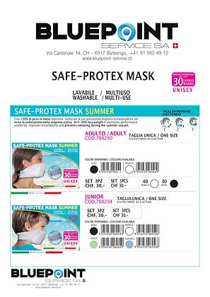Masks - Set 3 PCS - 30 washes