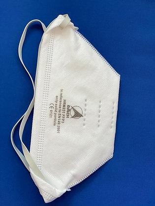 Maschera ad alto rischio DACH - Protezione respiratoria senza valvola - FFP3
