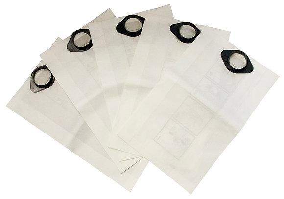 LAVOR - Accessori aspirapolveri - Set 5 filtri raccoglitori in MICROFIBRA