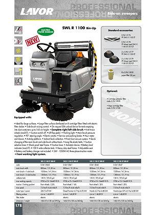SWL R 1100 GT (GAS GPL) BIN-UP