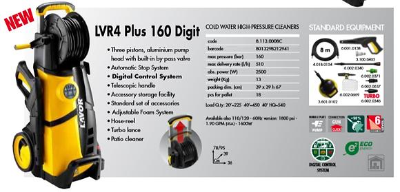 LAVOR - LVR4 Plus 160 Digit