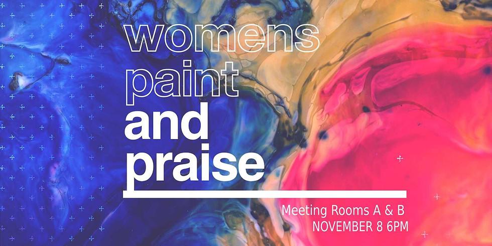 Women's Paint & Praise