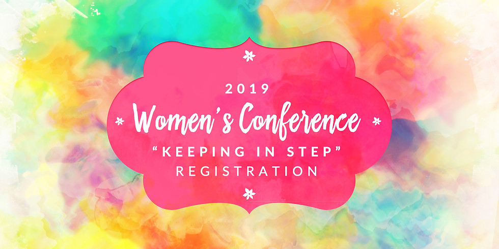 2019 Women's Conference- 2nd Session