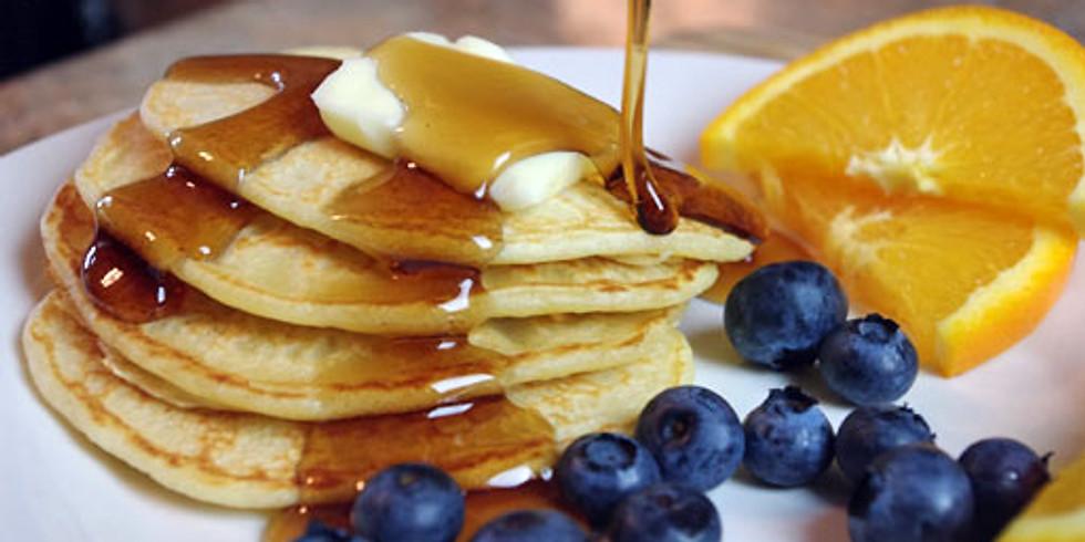 Back To School Pancake Breakfast