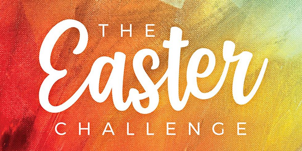 Easter Challenge- Week 1