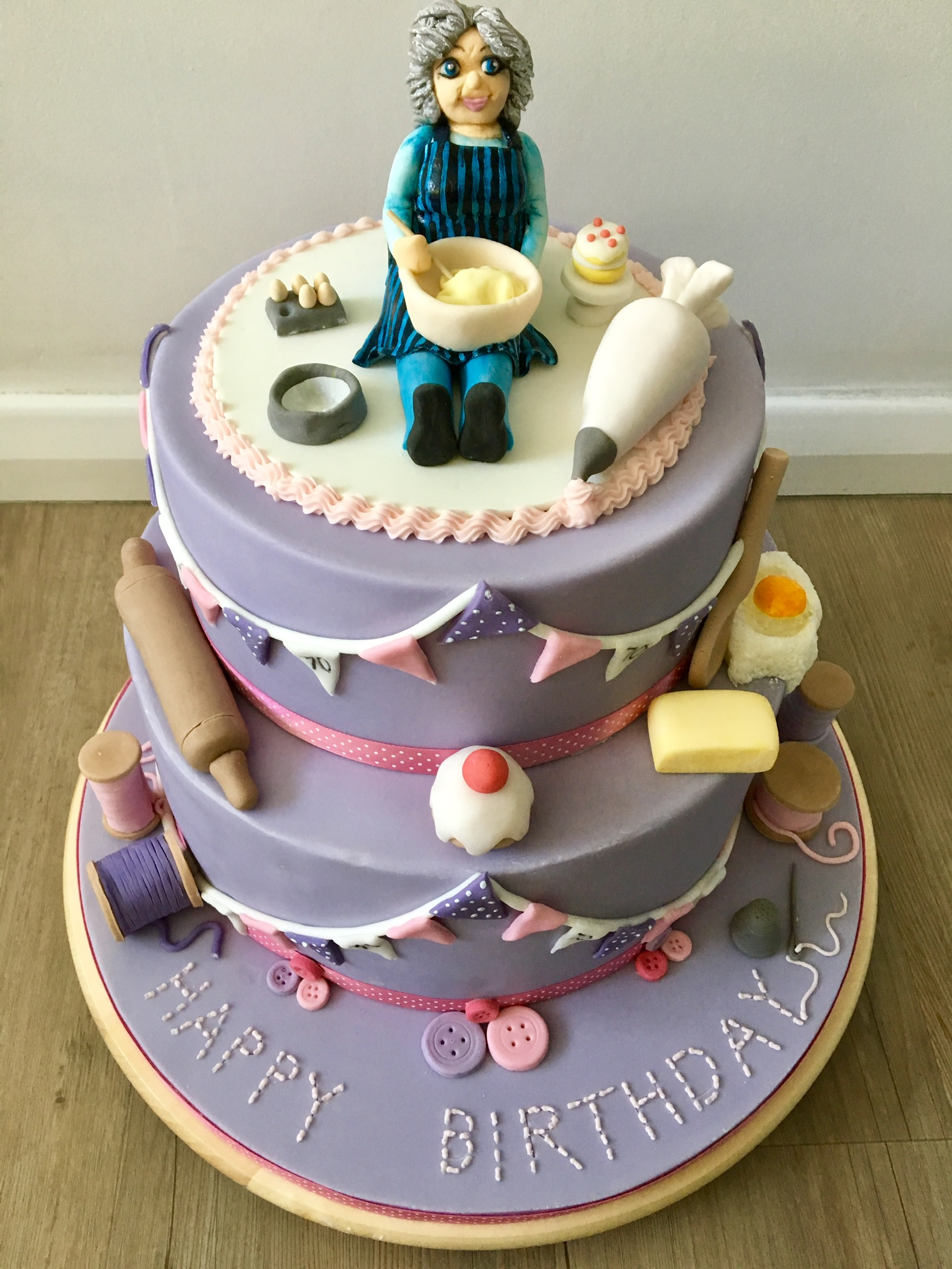 Hobby cake