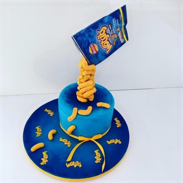 Wotsits Cake