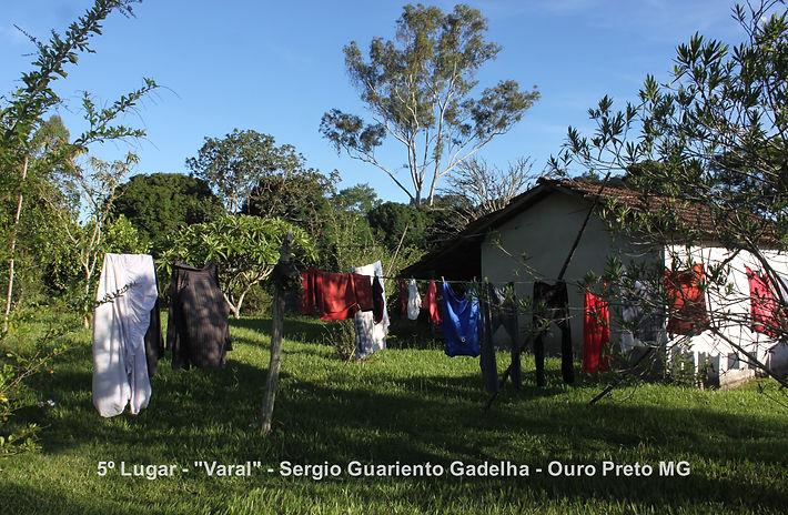 5º Lugar - Varal - Sergio Guariento Gade