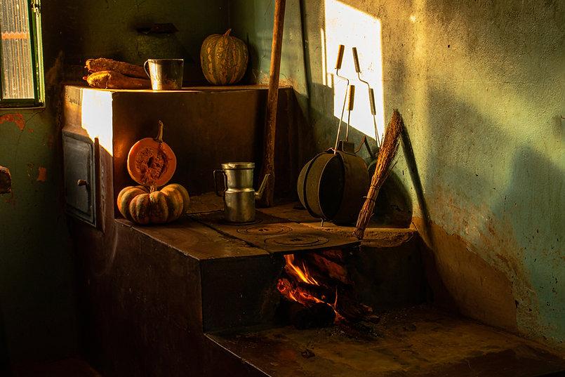 1. PRIMEIRO LUGAR - O fogão de Lenha; Guaranésia MG; Categoria- Cozinhas Mineiras; Pedro O