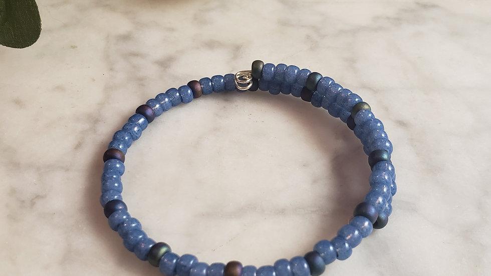 Mystic Blue Bracelet