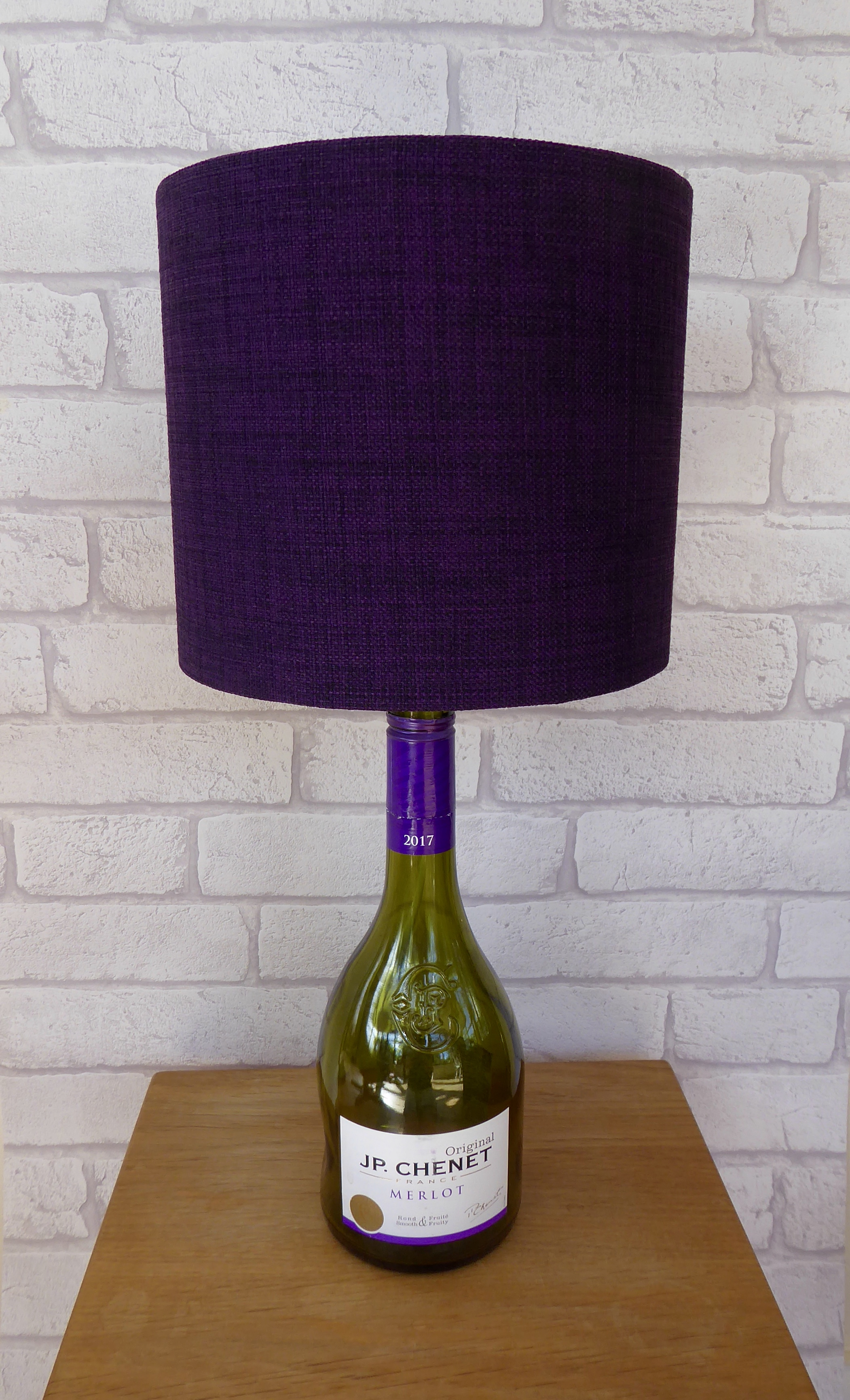 Bottle Lampshade
