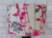 Harlequin Nettles Neon Pink