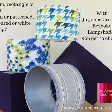 Introduction to Jo Jones Creative Lampshades