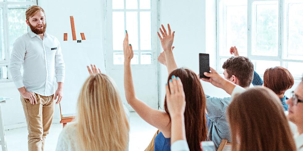 On-Demand: Leadership Meeting Skills