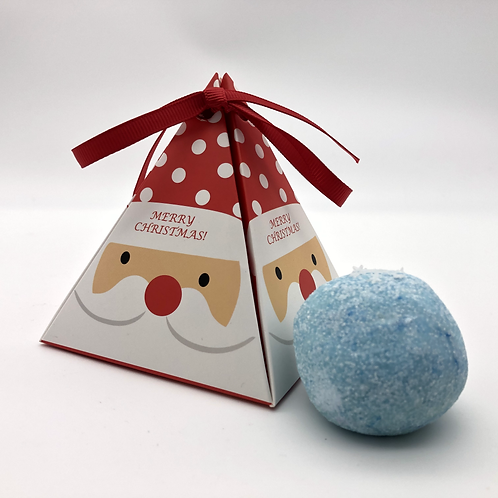 Soothe Christmas Snowball Melbo Bath Oil