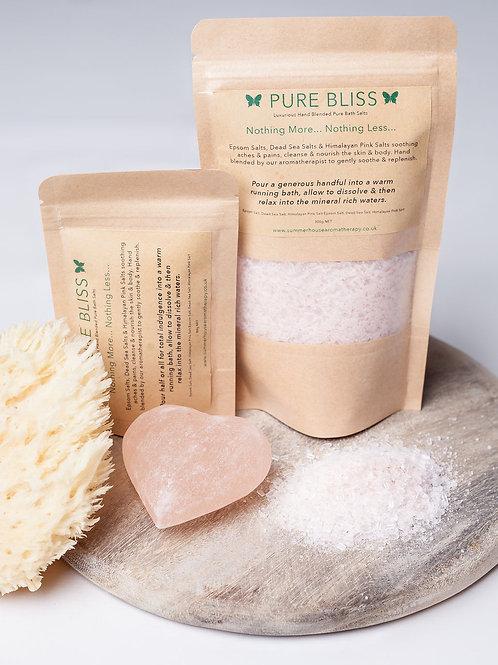 Pure Bliss Bath Salts (80g or 280g)