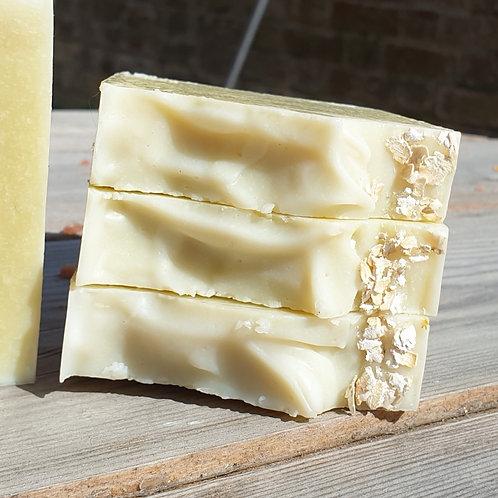 Aloe Oats & Maple Soap