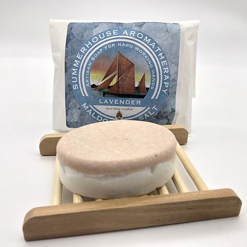 Lavender Maldon Sea Salt Soap