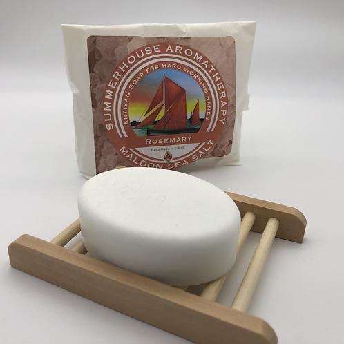 Rosemary Maldon Sea Salt Soap