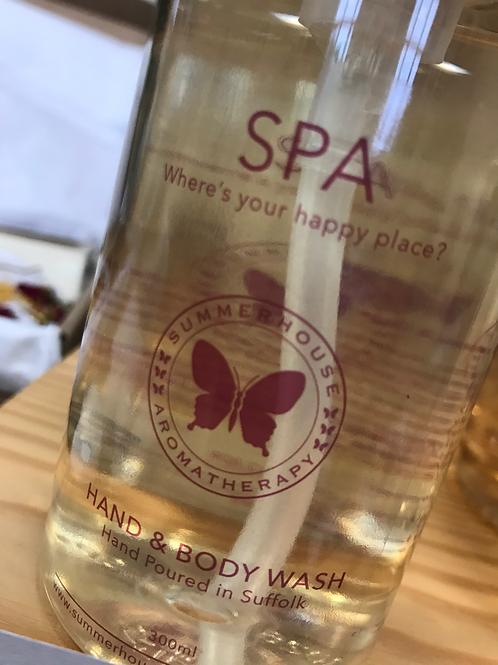 Spa Hand & Body Wash