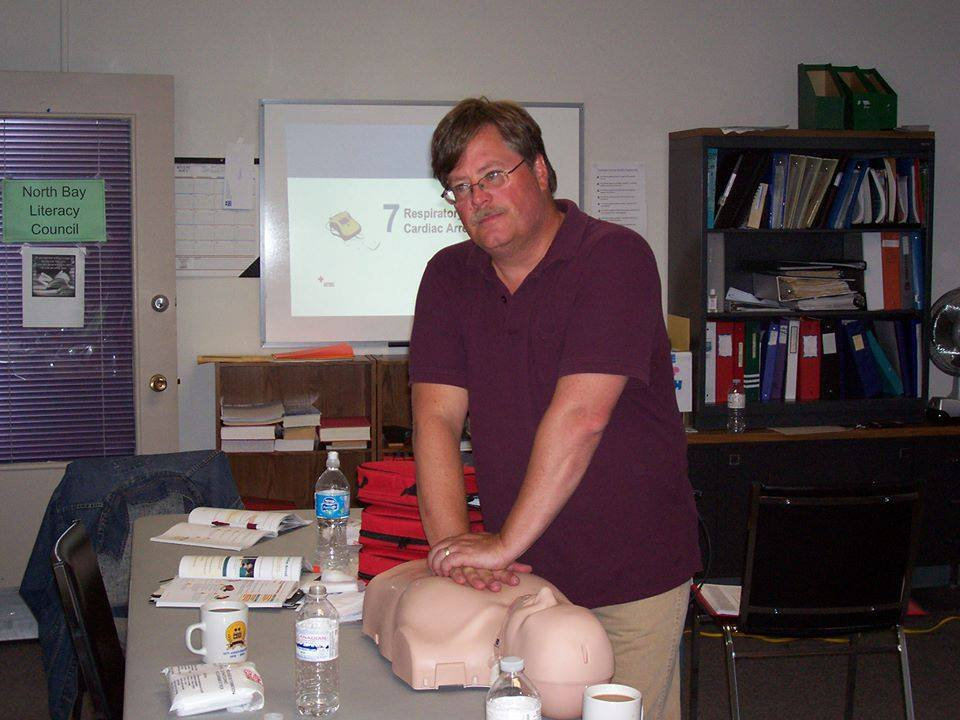 Standard First Aid / CPRC and/or HCP
