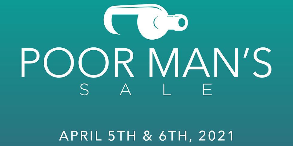 Poor Man's Sale