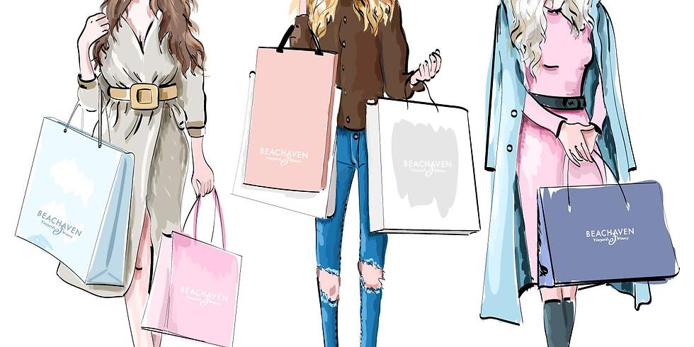 Ladies Night Shopping Event