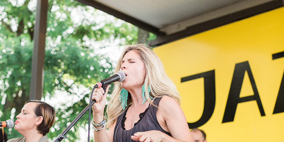 Jazz on the Lawn - Tiffany Turner