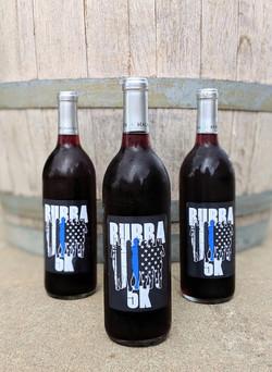 Custom Wine Labels for Charity Runs