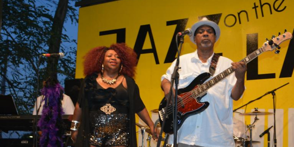 Jazz on the Lawn - Tina Brown
