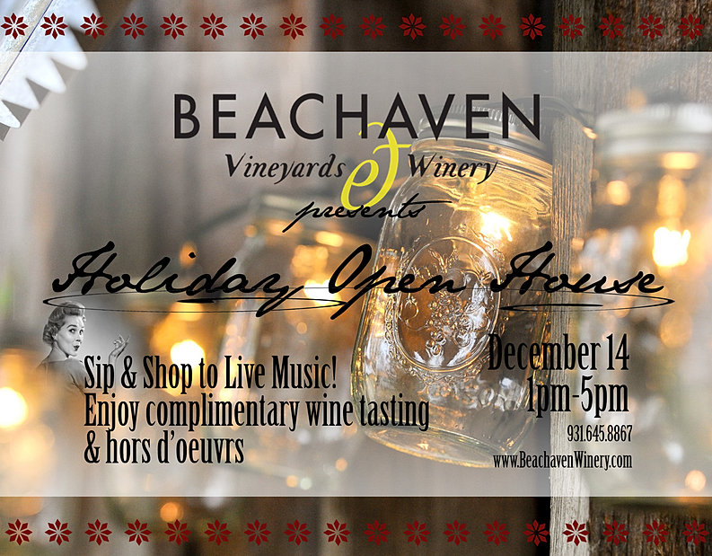 Beachaven Vineyards And Winery Events