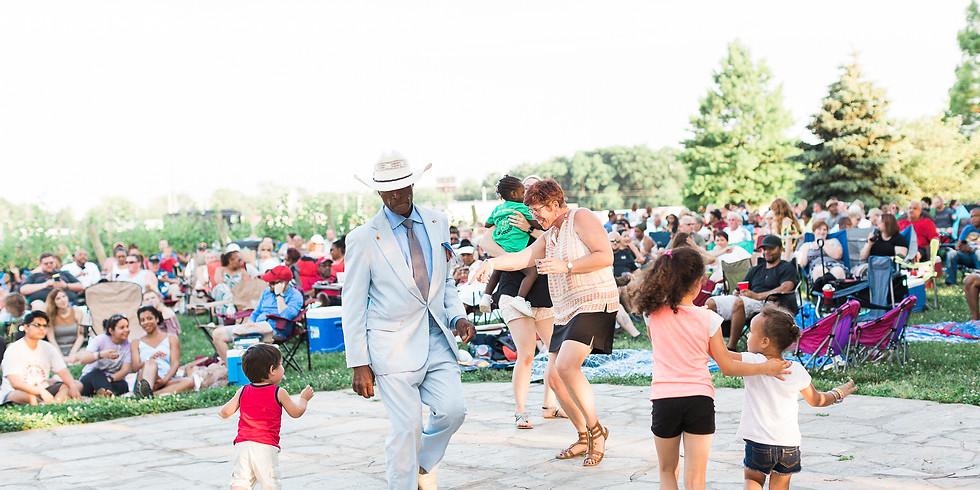 Jazz on the Lawn - Rhythm Kings