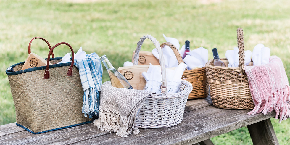 Date Night Picnic at the Winery